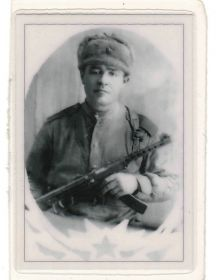Ромасев Василий Ефремович