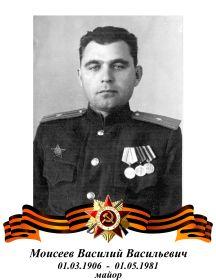 Моисеев Василий Васильевич