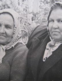Антонова ( Доршакова) Екатерина Ивановна