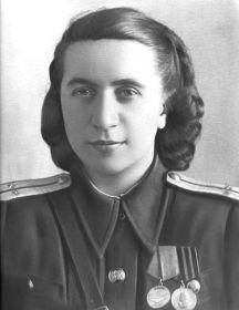 Степанова (Ребрикова) Мария Васильевна