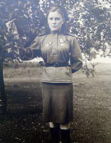 Шаваракова (Ступникова) Мария Федотовна