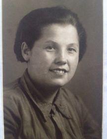 Зуева Пелагея Ивановна, 1918 год рожд.