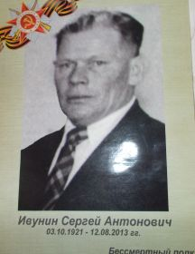 Ивунин Сергей Антонович