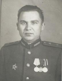 Устинов Иван Максимович