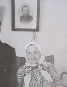 Доршакова ( Вахрушева)  Варвара Васильевна