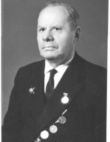 Фёдоров Евгений Васильевич