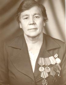 Ишутина (Туганова) Елена Павловна
