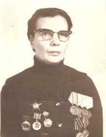 Енченко (Воронина) Екатерина Дмитриевна