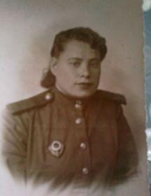 Четверухина (Мартынова) Александра Ивановна