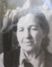Семенова (Скресанова) Таисия Дмитриевна
