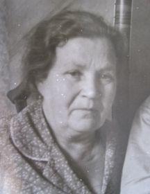 Чванина ( Скресанова) Елизавета Дмитриевна