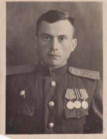 Новосельцев Федор Григорьевич