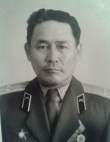 Токсамбаев Халел Токсамбаевич