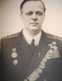 Негазин Михаил Григорьевич