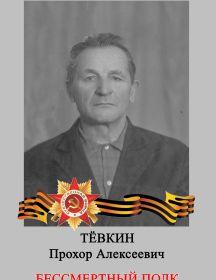 Тёвкин Прохор Алексеевич