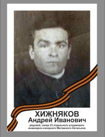 Хижняков Андрей Иванович
