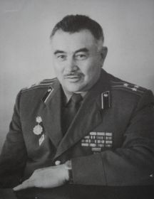 Женжеруха Григорий Степанович