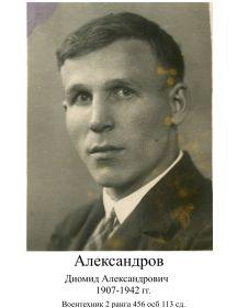 Александров Диомид Александрович