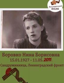 Боровко Нина Борисовна