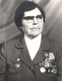 Волкова (Тимофеева) Клавдия Александровна