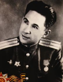 Алиев Меннан Муталибович(Михаил Михайлович)