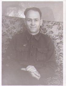 Пешков Федор Михайлович