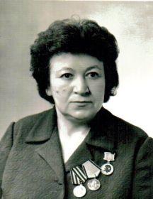 Надточий (Терехова) Анна Макаровна