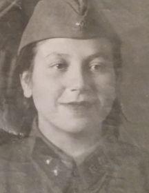 Хромова (Баженова) Елизавета Ивановна