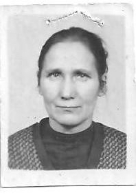 Никитина Прасковья Никитишна