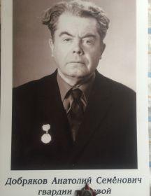 Добряков Анатолий Семенович