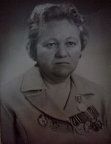 Аликина Александра Ивановна