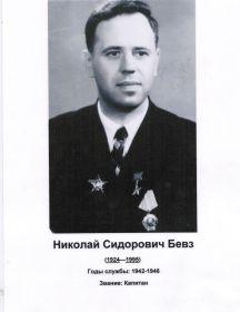 Бевз Николай Сидорович