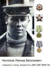 Чесноков Леонид Васильевич