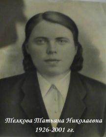 Телкова Татьяна Николаевна