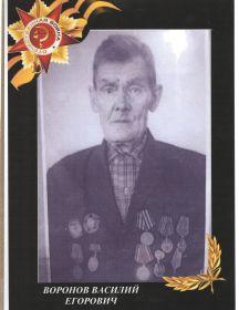Воронов Василий Егорович