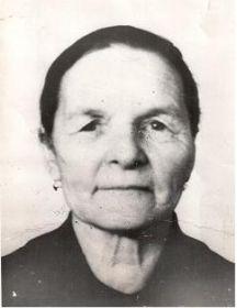 Ширяева (Беляева) Антонина Федоровна