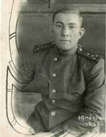 Быкодеров Василий Петрович