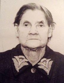 Шуваликова Мария Ефимовна