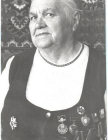 Охонская Анна Васильевна