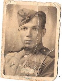 Галецкий Николай Степанович 1920-1991
