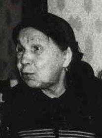 Пономарчук Фекла Степановна