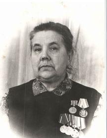Ильинская Ксения Ивановна