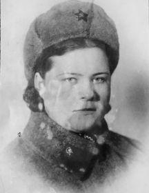 Бондарева (Петрова) Мария Васильевна