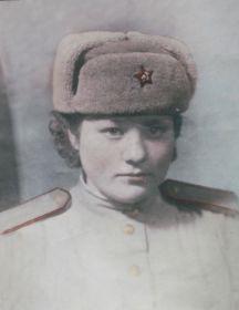Киселева (Воронцова) Лидия Александровна