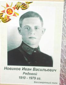 Новиков Иван Васильевич