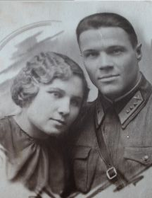 Мязин Алексей Григорьевич и Мязина (Бедина) Антонина Яковлевна