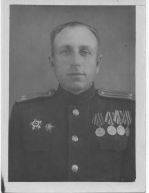 Парамонов Иван Матвеевич
