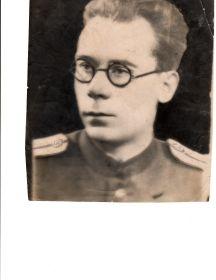 Уваров Алексей Степанович
