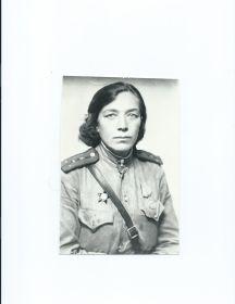 Александра Федоровна Бессонова