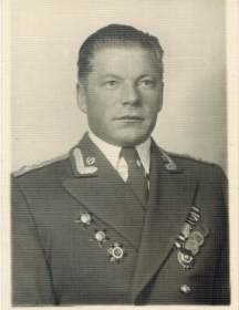 Лебедев Александр Алексеевич